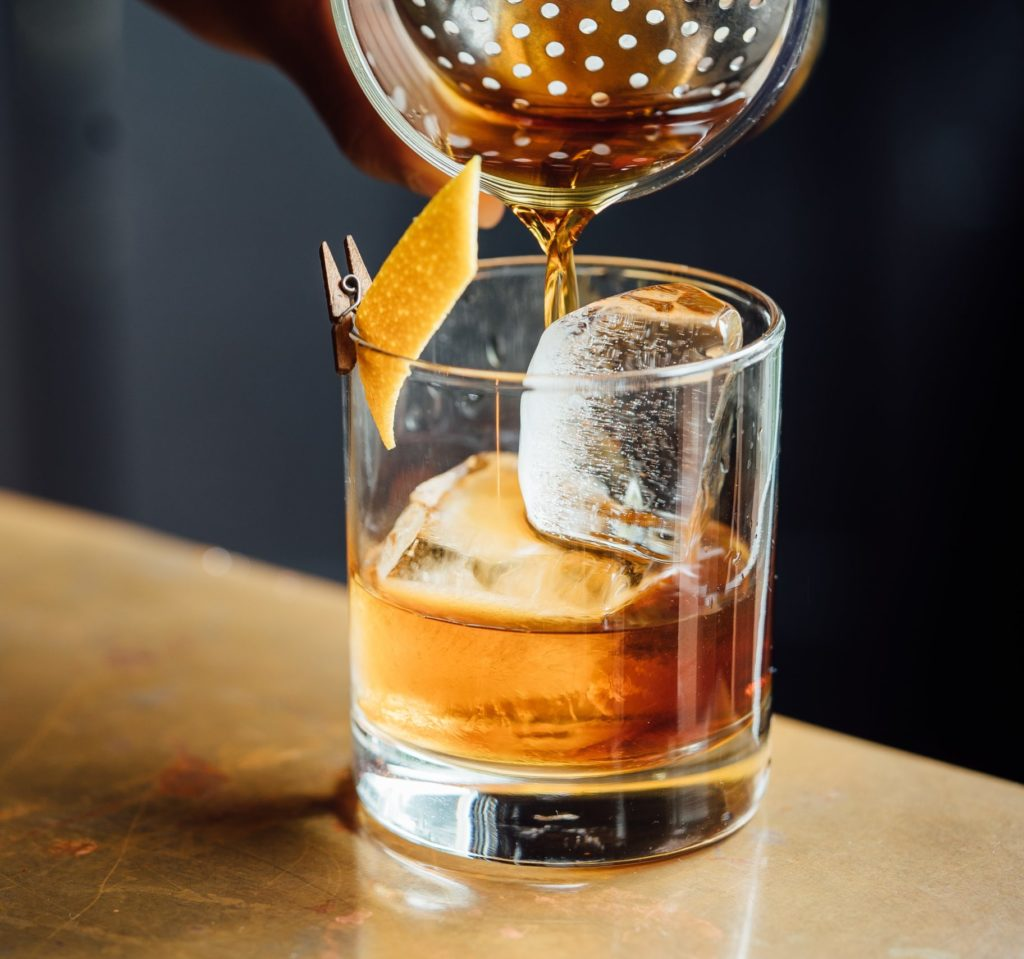 Cocktail Whiskey